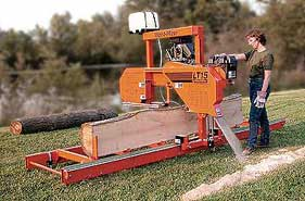 personal saw mill